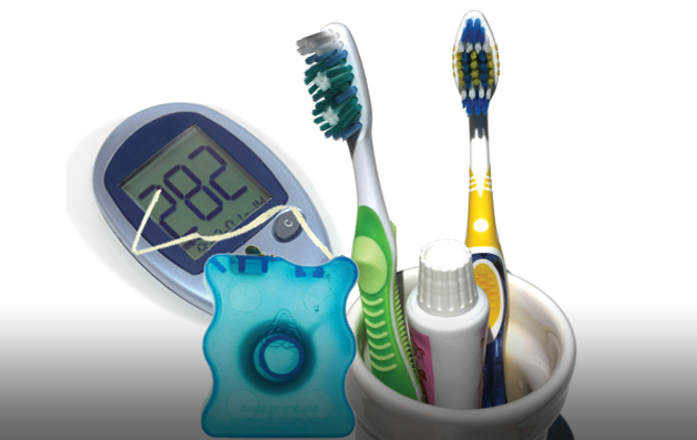 Diabetes dentist Downers Grove